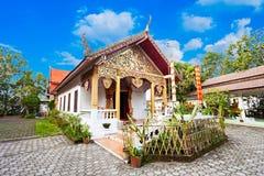 Pai Temple Photos libres de droits