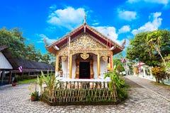 Pai Temple Royalty Free Stock Photos