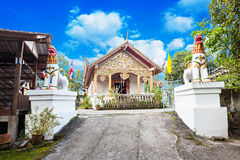Pai Temple Stock Photography