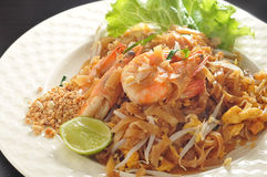 Pai Thai noodle Royalty Free Stock Images