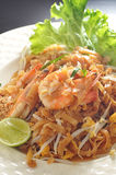 Pai Thai noodle Royalty Free Stock Photography
