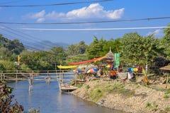 Pai Thailand Arkivbild