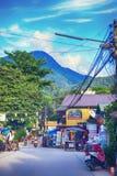 Pai Thailand Arkivbilder