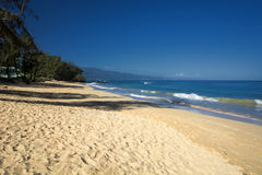 Paia Beach, north shore, Maui, Hawaii Royalty Free Stock Photo