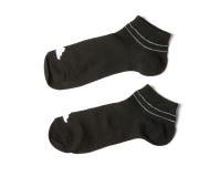 Paia dei calzini degli uomini Fotografia Stock