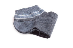 Paia dei calzini degli uomini Fotografia Stock Libera da Diritti