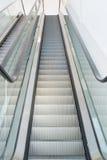 Paia delle scale mobili Fotografia Stock