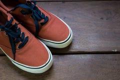 Paia delle scarpe Fotografia Stock Libera da Diritti
