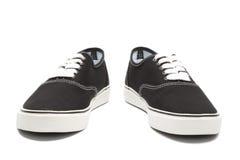 Paia delle scarpe da tennis Immagini Stock Libere da Diritti