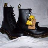 Paia delle scarpe favorite immagini stock