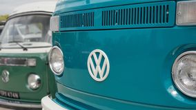Paia di Volkswagen Immagine Stock