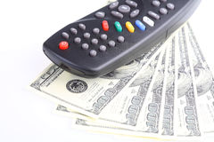 Paid TV. Royalty Free Stock Images