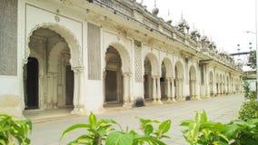 Paigah gravvalv Hyderabad Indien Royaltyfri Foto