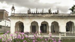 Paigah gravvalv Hyderabad Indien Royaltyfri Fotografi