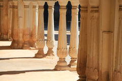 Paigah Tombs Architecture Stock Images