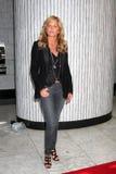 Paige Adams Gellar Fashion für Leben-Modeschau 2009 Lizenzfreies Stockfoto