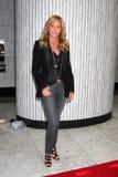 Paige Adams Gellar Fashion für Leben-Modeschau 2009 Lizenzfreie Stockbilder