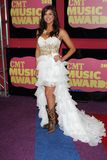 Paige Duke at the 2012 CMT Music Awards, Bridgestone Arena, Nashville, TN 06-06-12 Stock Photography