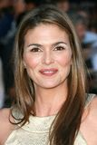 Paige Turco, le jeu Photo stock