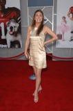 Paige Turco, o jogo Fotos de Stock Royalty Free