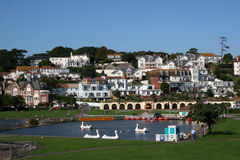 Paignton,Devon Royalty Free Stock Photo