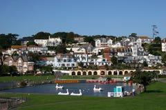 Paignton, Devon Foto de archivo libre de regalías