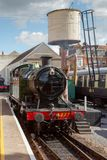 PAIGNTON DEVON/UK - JULY 28 : 4277 BR Steam Locomotive GWR 4200 Stock Image