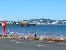 Paignton, Devon, UK. Royalty Free Stock Images