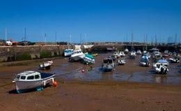 Paignton Harbour Stock Images