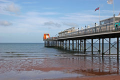 Paignton pier Stock Photos