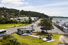 Paihia, New Zealand Royalty Free Stock Images