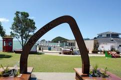 Paihia - Nya Zeeland Arkivbilder