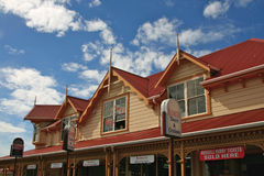 Paihia Travel Centre,New Zealand Royalty Free Stock Photography