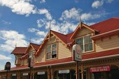 Paihia Travel Centre,New Zealand Royalty Free Stock Photography