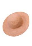 paille de chapeau Image stock