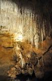 Pailles de caverne Photos libres de droits