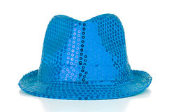 Paillette hat Royalty Free Stock Images