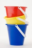 Pails Stock Photography