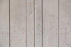 Painéis de madeira Foto de Stock