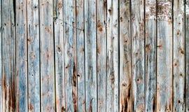 Painéis de madeira da cerca Fotos de Stock