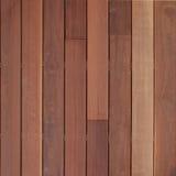 Painéis de madeira sem emenda foto de stock