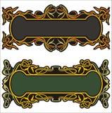 Painéis decorativos Imagem de Stock