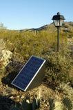 Painéis solares Imagens de Stock