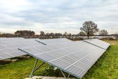 Painéis solares 2 Fotografia de Stock Royalty Free