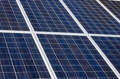 Painéis solares Photovoltaic Imagens de Stock