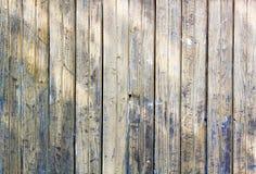 Painéis velhos da madeira do grunge Fotos de Stock Royalty Free