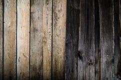 Painéis velhos do fundo de madeira fotos de stock