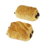 Pain au chocolat. Stock Photo