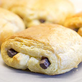 Pain au Chocolat Royalty Free Stock Photo