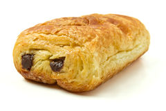 Pain au Chocolate Stock Photo